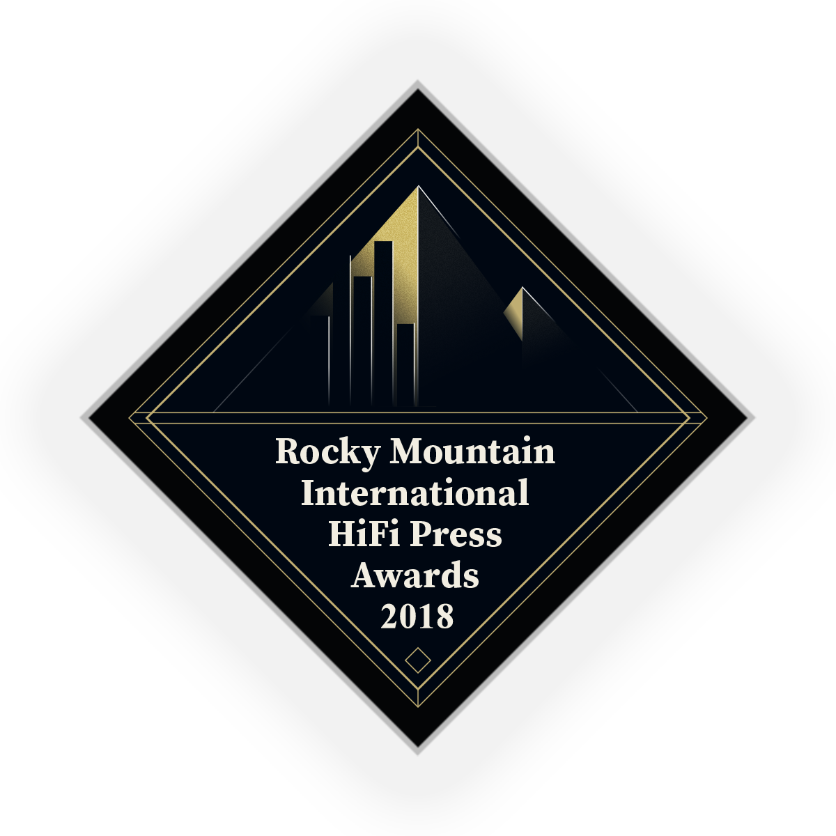 Rocky Mountain International HiFi Press Award 2018