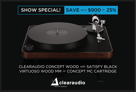 ClearAudio Show Special